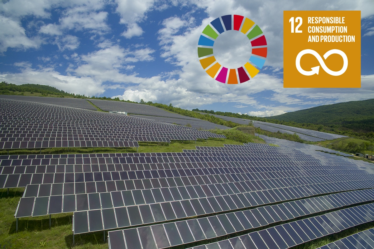 OXYMAT sustainable production - working with SDG goals