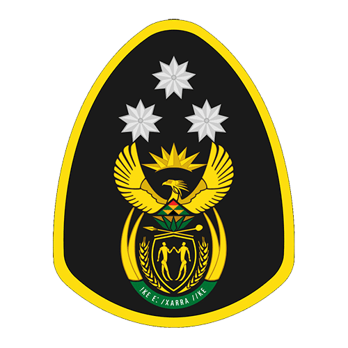 South African Army logo